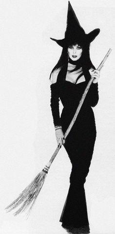 Risultati immagini per elvira witch