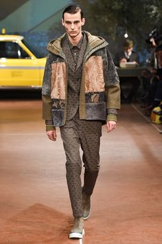 Sfilata Antonio Marras Milano Moda Uomo Autunno Inverno 2015-16 - Vogue