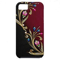 Fancy Girl 12 iPhone 5 Case