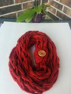 Crochet bufanda. 20$
