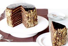 Tarta de chocolate y praliné | Velocidad Cuchara