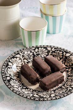 receta barritas heladas mousse chocolate