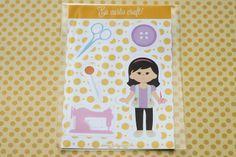 Presentes e Mimos - Craft Morena - www.tuty.com.br #tuty #presentes #mimos #geek #gift #presente #botton #chaveiro #caderno #moleskine #draw #illustration