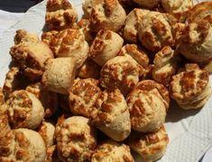 Töpörtyűs pogácsa, ahogy a nagyi készítette | Mai Móni Canapes, Pretzel Bites, Bakery, Muffin, Bread, Cookies, Breakfast, Recipes, Food