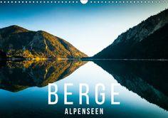 Berge. Alpenseen - CALVENDO