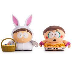 "South Park Many Faces of Cartman 3"" Blind Box Mini Series - Kidrobot"