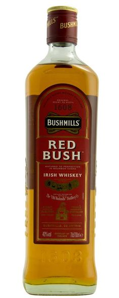 The New Bushmills Red Bush Blended Irish Whiskey The County Antrim distillery have released the New Bushmills Red Bush Irish Whiskey to the local market, the whiskey has a higher than normal grain content. Jameson Irish Whiskey, Scotch Whiskey, Bourbon Whiskey, Fudgy Brownie Recipe, Whisky Bar, Braised Short Ribs, Bourbon Drinks, Home Brewing Beer, Ireland