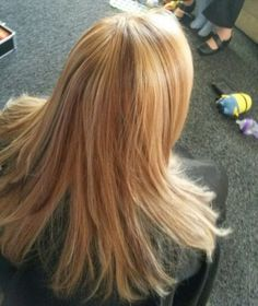 Multi tonal blondes