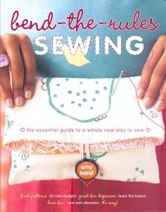 REVISTAS DE MANUALIDADES  Free: Bend the rules sewing