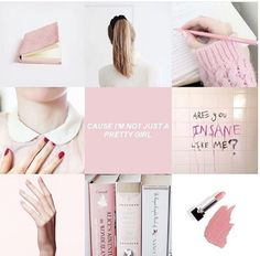 Princess Aesthetic, Character Aesthetic, Pink Aesthetic, Writing Inspiration, Character Inspiration, Betty Cooper Aesthetic, Riverdale Aesthetic, Colour Pallete, Aesthetic Collage