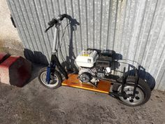 Gas Scooter, Home Appliances, Motorbikes, House Appliances, Appliances