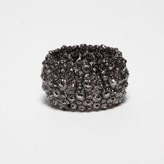 Sparkling Rock Cuff Bracelet! $21.95 Buy this fashion bracelet at: http://www.dailylook.com/f/todays-look