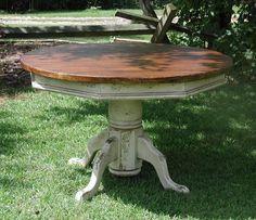 "Chastain 48"" Round Pedestal Table"