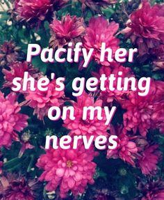 Pacify her- Melanie Martinez: Crybaby lyrics