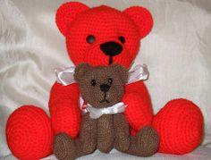 2000 Free Amigurumi Patterns: Teddy Bears Amigurumi Crochet Pattern