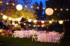 1000 Images About Outdoor Wedding Decor Ideas On Pinterest