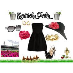 KY Derby: Dresses, Hats, Roses & Mint Juleps