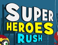 "Check out new work on my @Behance portfolio: ""Super Heroes Rush"" http://be.net/gallery/31786657/Super-Heroes-Rush"