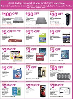 Costco Coupons Ontario, Quebec, Atlantic Canada, Ends June 5, 2016 - costco-ont-may-30 http://www.groceryalerts.ca/costco-coupons-ontario-quebec-atlantic-canada-ends-june-5-2016/