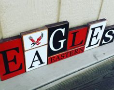 Eastern Washington Eagles Blocks