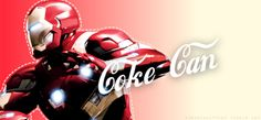 Iron Man According to Anthony Mackie: Coke Can