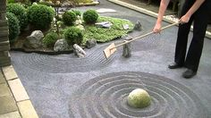Incredible Japanese Zen Garden Regarding Unique