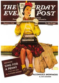 Norman Rockwell - Saturday Evening Post, 1941