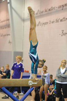 The Nitro Competitive Gymnastics program encourages athletes to gain strength and flexibility, which improves body positions as well as the rate of attainment of new progressive #gymnastics skills.  www.ChampionsWestlake.com/programs/competitive-gymnastics-team