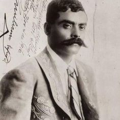 """""""If you want to discover the true character of a person, you have only to observe what they are passionate about.""""     ~ Shannon L. Alder  Emiliano Zapata  <3 lis"""