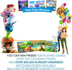 YOBSN - win prizes for playing games