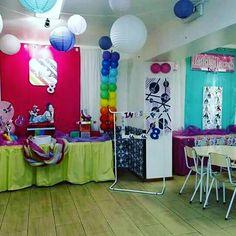 Festa Soy Luna da Inês que fez 8 anos. Reserve já a data antes que fique ocupada...