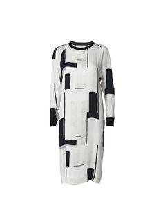 Mildea Dress - By Malene Birger Autumn Winter 2014 - Women's fashion