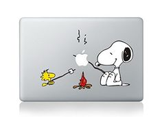 IDEAPRO Colorful Barbecue Decal - New Ad Decal Apple Laptop Decorative Vinyl Sticker Skins for MacBook 13 Inch MacBook Pro 13 Macbook air 13 Macbook 13 Retina