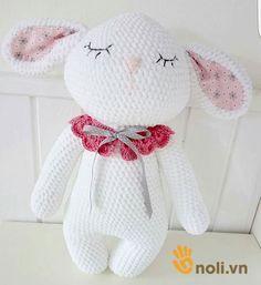 yavsan yapimihú thỏ Hesa Mia đáng yêu vô cùng