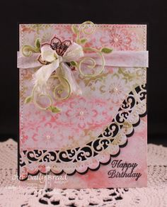 ooo look - another great way to use this die set - Bracket borders