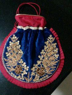 Potli bag for diwali gift