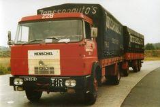 HENSCHEL ZN-85-87 Jansenauto's  Venlo
