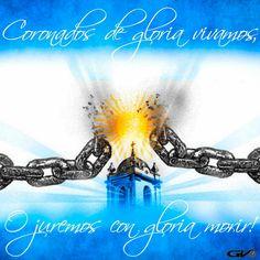 Juremos con Gloria Morir! 9 de Julio | Dia de la Independencia  | #Argentina