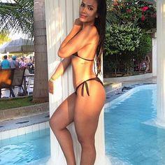 Bikini Girl From Bra