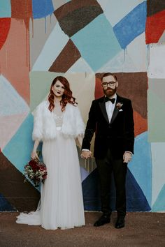 This wedding at The Flour Factory features a moody spin on modern romance, breathtaking florals in shades of crimson, and a fab romantic bridal style. Red Wedding, Wedding Colors, Wedding Styles, Hipster Wedding, Burgundy Wedding, Wedding Themes, Wedding Bride, Wedding Stuff, Wedding Ideas