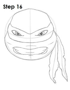 How to draw teenage mutant ninja turtle leonardo cute step by step learn how to draw raphael from the teenage mutant ninja turtles with this step by step tutorial and video ccuart Gallery