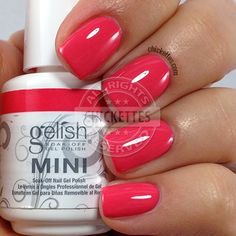 Gelish Cinderella Collection - Watch Your Step, Sister! - swatch by Chickettes.com