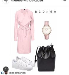 Style By Blonde. Fashion. Pink. Blonde.
