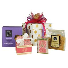 Her Treats Gift Box - Bestow - Delivery throughout  New Zealand