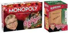 A Christmas Story Monopoly and Yahtzee Giveaway  Open to United States residents only, 18 years of age or older. One entry per household. Winner will have 48 hours to respond to winning email, or another winner will be selected. Participating blogs not responsible for prize delivery. Prize will be delivered by USAopoly.  This giveaways end January 3, 2015 at 11:59PM EST