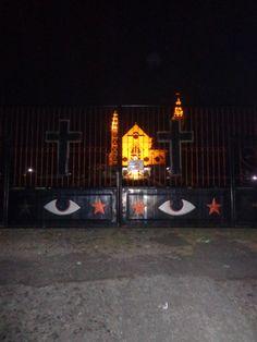 Gereja Katedral Ruteng, Manggarai, Flores, Nusa Tenggara Timur, Indonesia