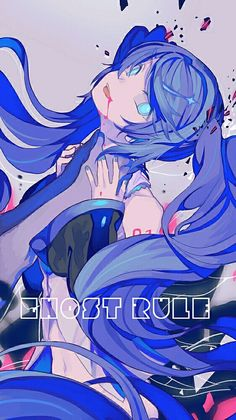 Image discovered by Sayuri. Find images and videos about anime, vocaloid and hatsune miku on We Heart It - the app to get lost in what you love. Manga Anime, Anime Art, Manga Girl, Anime Girls, Hyanna Natsu, Vocaloid Characters, Miku Chan, Mikuo, Neon Genesis Evangelion