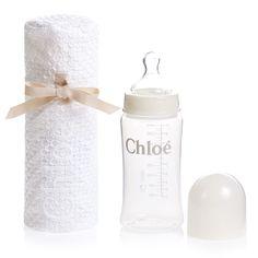 Burberry Baby Bottle | Chloe Baby Bottle Gift Set