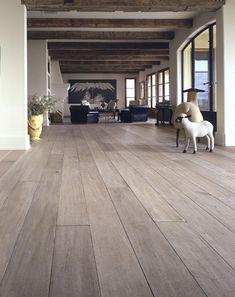 quarter sewn white oak driftwood floors - pickled oak floor