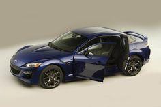 Beautiful Mazda RX8